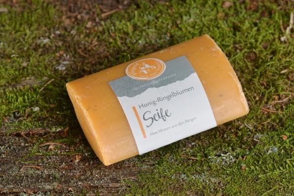 Honig-Ringelblumen Seife - Altes Wissen aus den Bergen