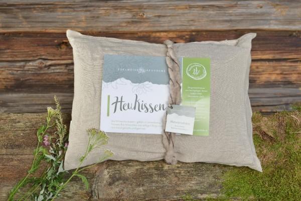 Heukissen - Altes Wissen aus den Bergen