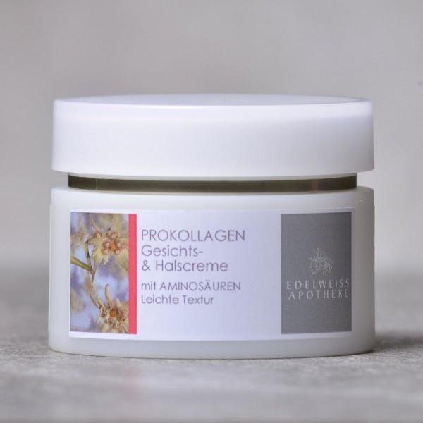Prokollagen - Gesichts- & Halscreme mit Aminosäuren