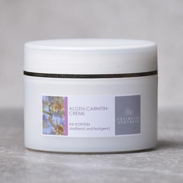 Carnitin-Creme mit Koffein