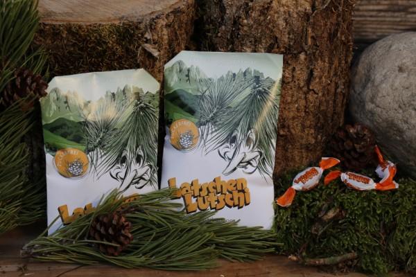 Latschen Lutschi 75 g - zuckerfreie Kräuterbonbons