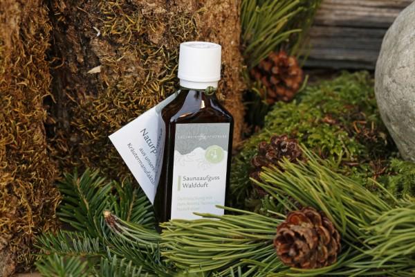 Saunaaufguss Waldduft 50 ml – Altes Wissen aus den Bergen