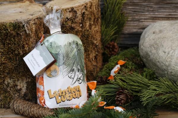 Latschen Lutschi 400 g - zuckerfreie Kräuterbonbons