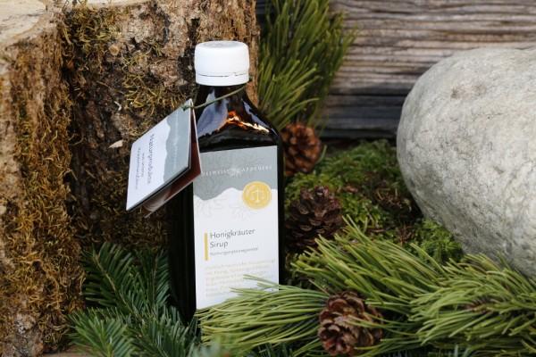 Honigkräutersirup 200 ml - Altes Wissen aus den Bergen